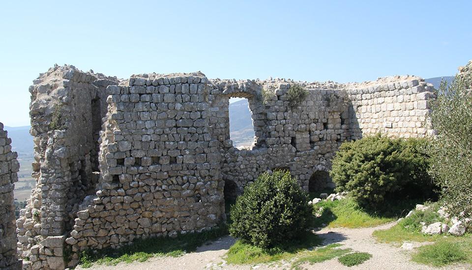 château de Tuchan